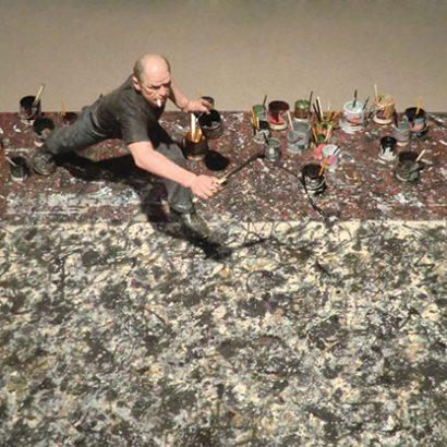 پال جکسون پولاک / Paul Jackson Pollock