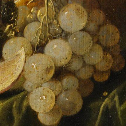 یان داویدس دِ هِیم طبیعت بیجان با صدفها و لیمو