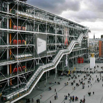 مرکز ژرژ پومبیدو-پاریس
