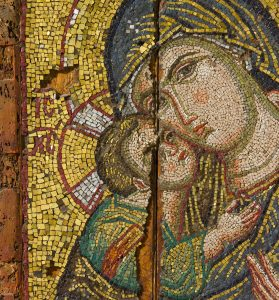 vladimir icon turkey middle byzantine period-1113