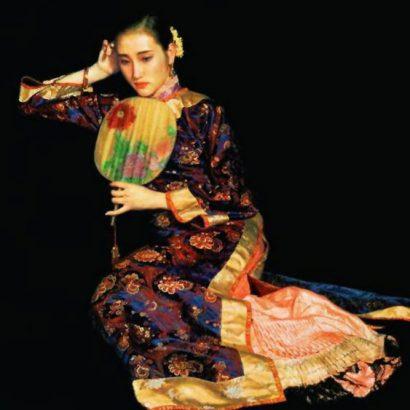 اثری از هنرمند معاصر چینی