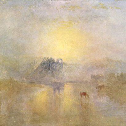 اثری ار ویلیام ترنر نقاش انگلیسی سده نوزدهم