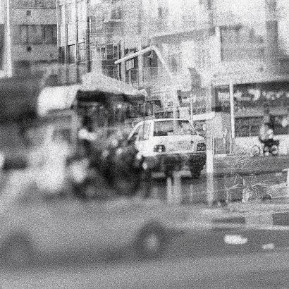 تهمینه منزوی تهران-انقلاب. مستندنگاریهای ناواضح ۱۳۸۹ tehran iraninan contemporary photography