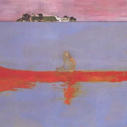 پیتر دویگ صدسال پیش-۲۰۰۰ peter doig 100years ago-2000