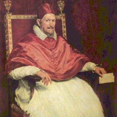 دیهگو ولاسکز پاپ مقدس دهم-۱۶۵۰ velazquez