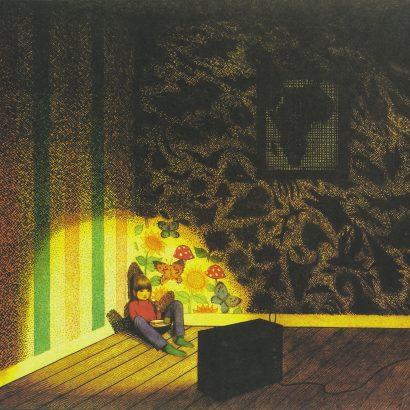 آنتونی براون/تصویرسازی/تصویرگری/ادبیات کودک/تصویرسازی کتاب کودک/سورئالیسم/اصول تصویرسازی