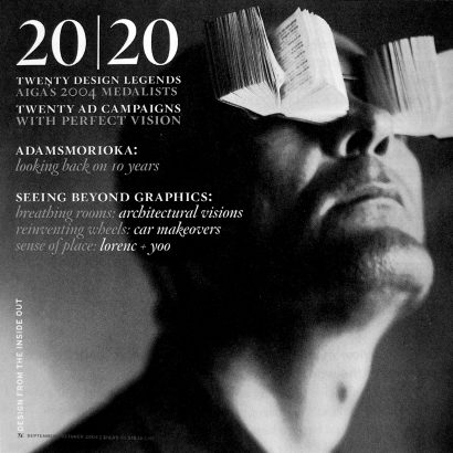 جلد مجله ۲۰/۲۰ مایکل اولریش michael ulrich