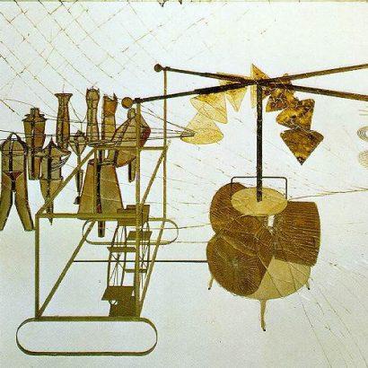 Charles Jencks،موریس تاکمن، دین و هنر، هنر انتزاعی، معنویت در هنر مدرن، اکسپرسیونیسم، نقاشی آبستره