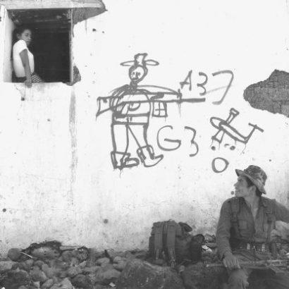 عکاس جنگ، جان پل کاپونگرو، افکار عمومی