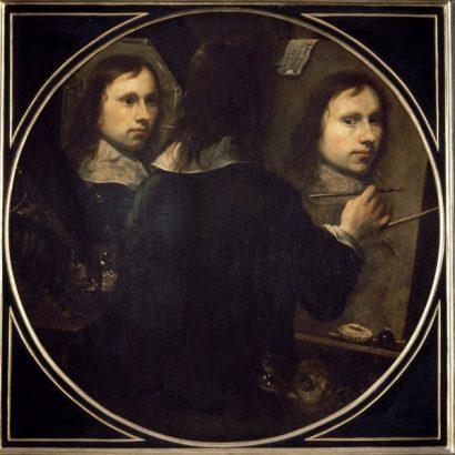 johannes /gumppخودنگاری / جولیان بل / فرناز جورابچیان/ self portrait-1646 یوهانس گامپ سلفپرتره خودنگاره ۱۶۴۶