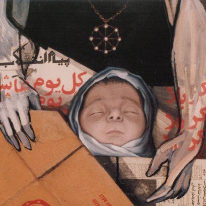 شیددل/ تولد مسیح شمارهی ۱۲ حرفه هنرمند