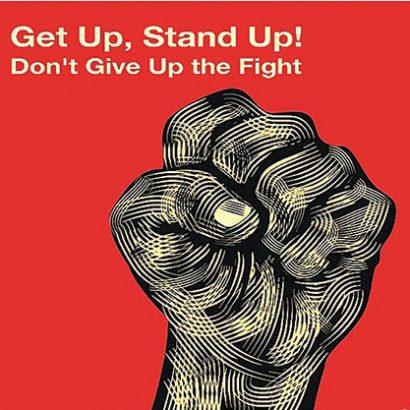 egypt revolution پوستری برای حمایت از انقلاب مصر
