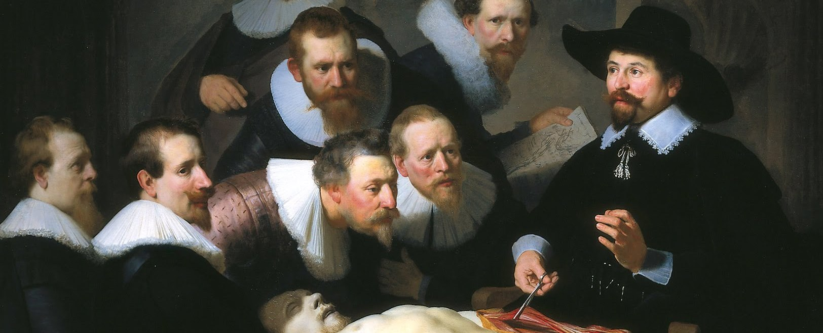The Anatomy Lesson of Dr. Nicolaes Tulp rembrandt dutch painters