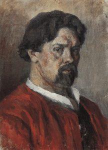 Vasily Ivanovich Surikov was a Russian Realist history painter.