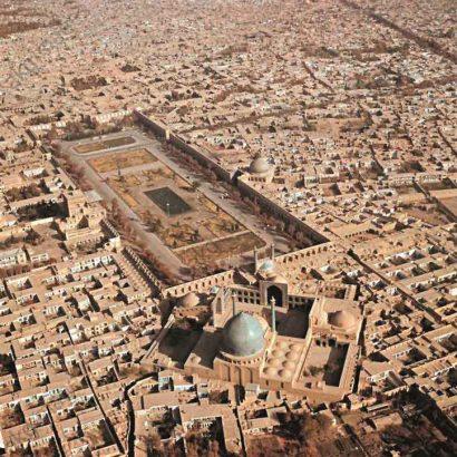 اصفهان، هنر اصفهان، تحولات هنری اصفهان، هنر شهرها