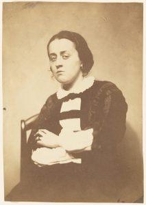 تصویر 25: نادار، ارنستین لُفور، پاریس، 55-1854 م.