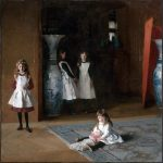 The Daughters of Edward Darley Boit, John Singer Sargent, 1822