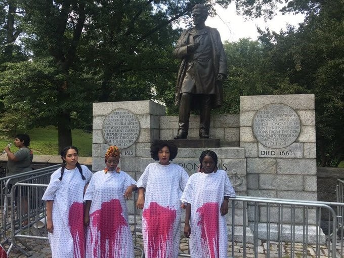 اعتراضات black lives matters در نیویورک