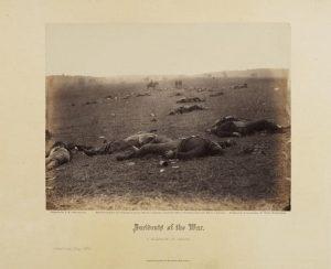 تیموتی اُ. سالیوان، کشتزار مرگ، نبرد گتیزبورگ، 1863 م.