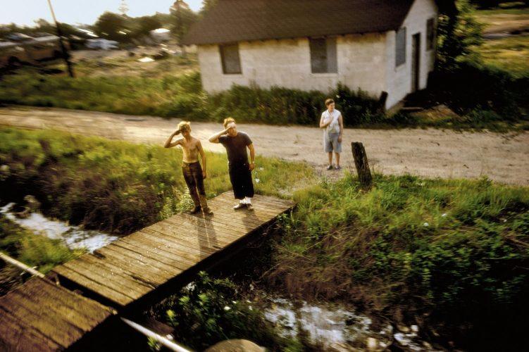 پل فیوسکو، مجموعهی «قطار تشییع پیکر آر.اف.کی.»، امریکا، 1968 م.