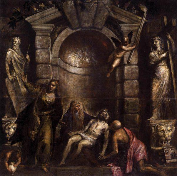 تیسیَن، پیهتا (1575-1576)