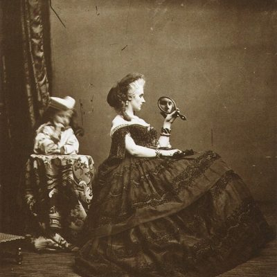 کنتس کستیلیون، ۱۸۶۰